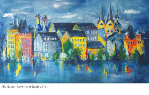 GA! Gudrun Ackermann Graphic & Art